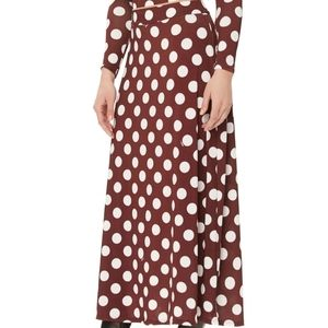 AFRM NWT Sophia Knit Mido Skirt